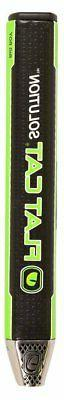 Lamkin NEW Flat Cat Solution Standard Weighted Black/Lime Pu