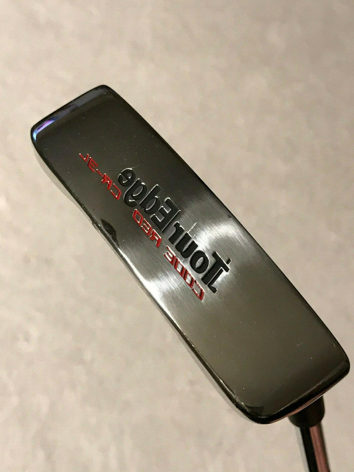 lh code red cr 3l putter steel