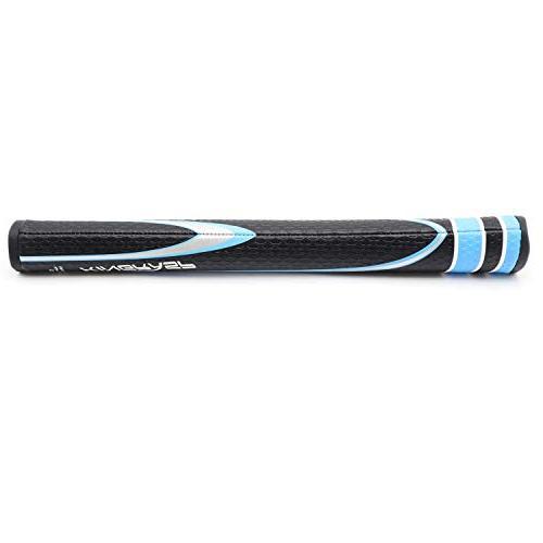Kingrasp Mid Texture Grip, Lightweight Golf L X USGA