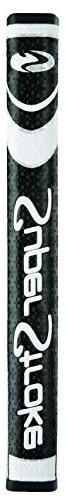 SuperStroke Mid Slim 2.0 Black/White Midnight Putter Golf Gr