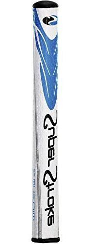 SuperStroke Mid Slim 2.0 Putter Grip, Blue