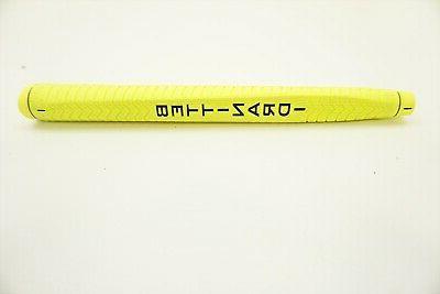 new bettinardi deep etched cord neon yellow