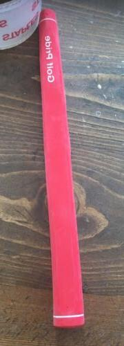 new decade putter grip red