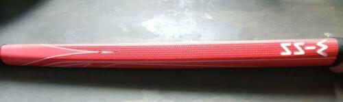new excel 15 counter balance putter red