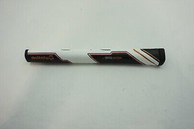 New Golf Stroke Pistol Black Copper Putter Grip