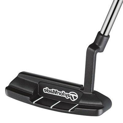 NEW TaylorMade Smoke IN-12 Putter Pick Length Dexterity