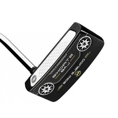 New Black Double Wide Lock Putter Hand
