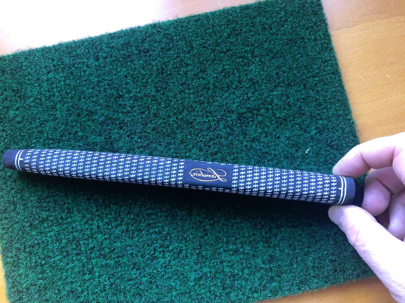 NEW! Single Paddle Putter Grips - Black/White