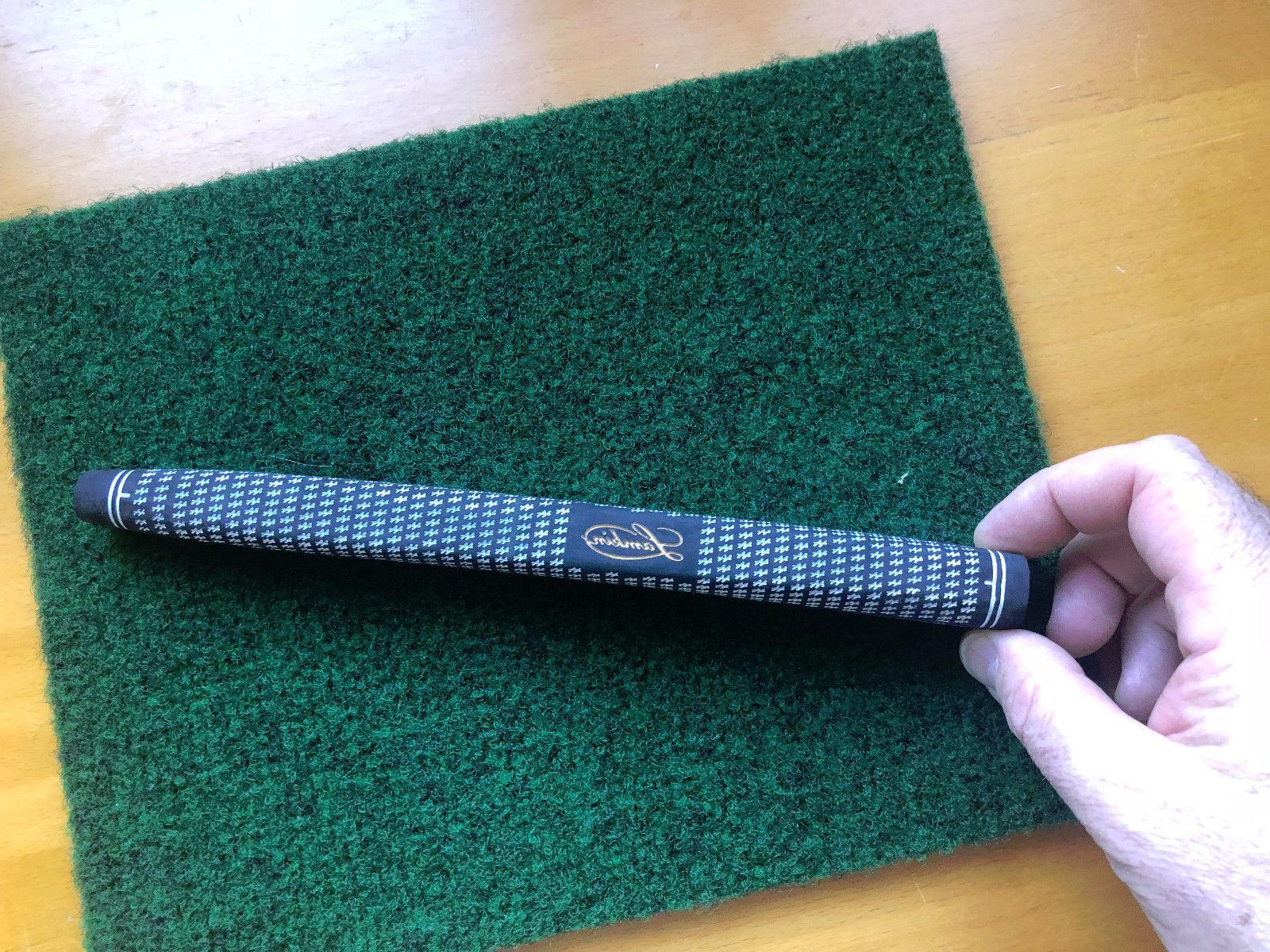 new single crossline paddle putter grips black