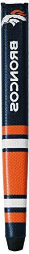 Team Golf NFL Denver Broncos Golf Putter Grip with Removable