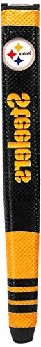 Team Golf NFL Pittsburgh Steelers Golf Putter Grip with Remo