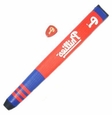 Philadelphia Phillies Official MLB Golf Putter Grip by Team