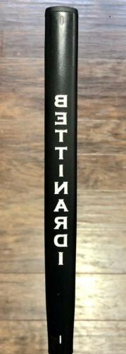 Bettinardi Pure Midsize Black Putter Grip - New - Studio B