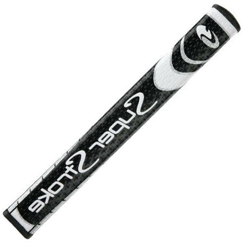Super Stroke Putter Grip FLATSO 3.0 Black Midnight FREE SHIP