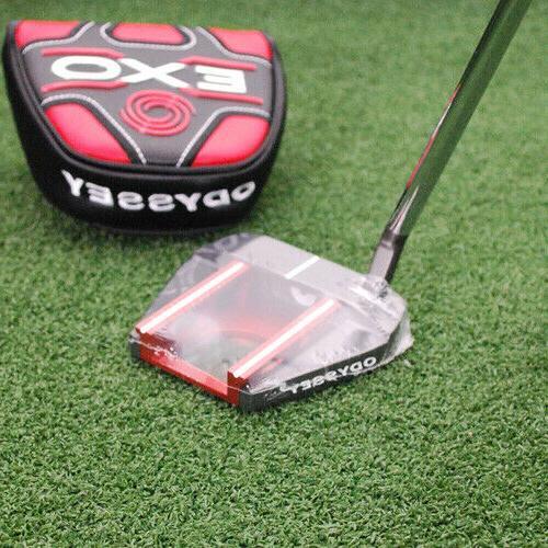 Odyssey 7 Mini Mallet Putter-Choose 33/34/35 Grip