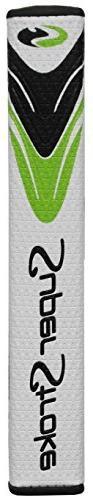 Super Stroke Flatso 1.7 Putter Grip - Green by SuperStroke
