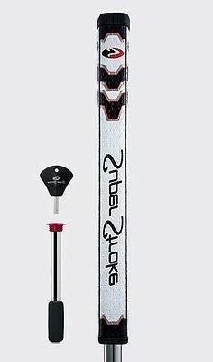 Super Stroke Golf- Pistol GT Tour CounterCore Putter Grip Bl