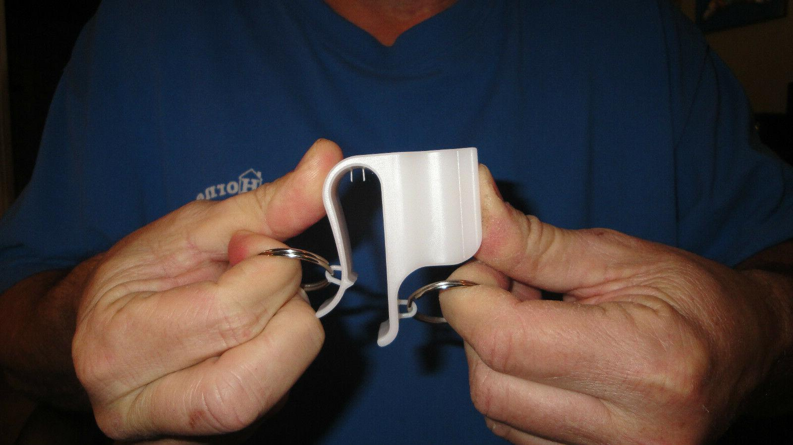 The Mighty Putter Clip Holder for golf bag