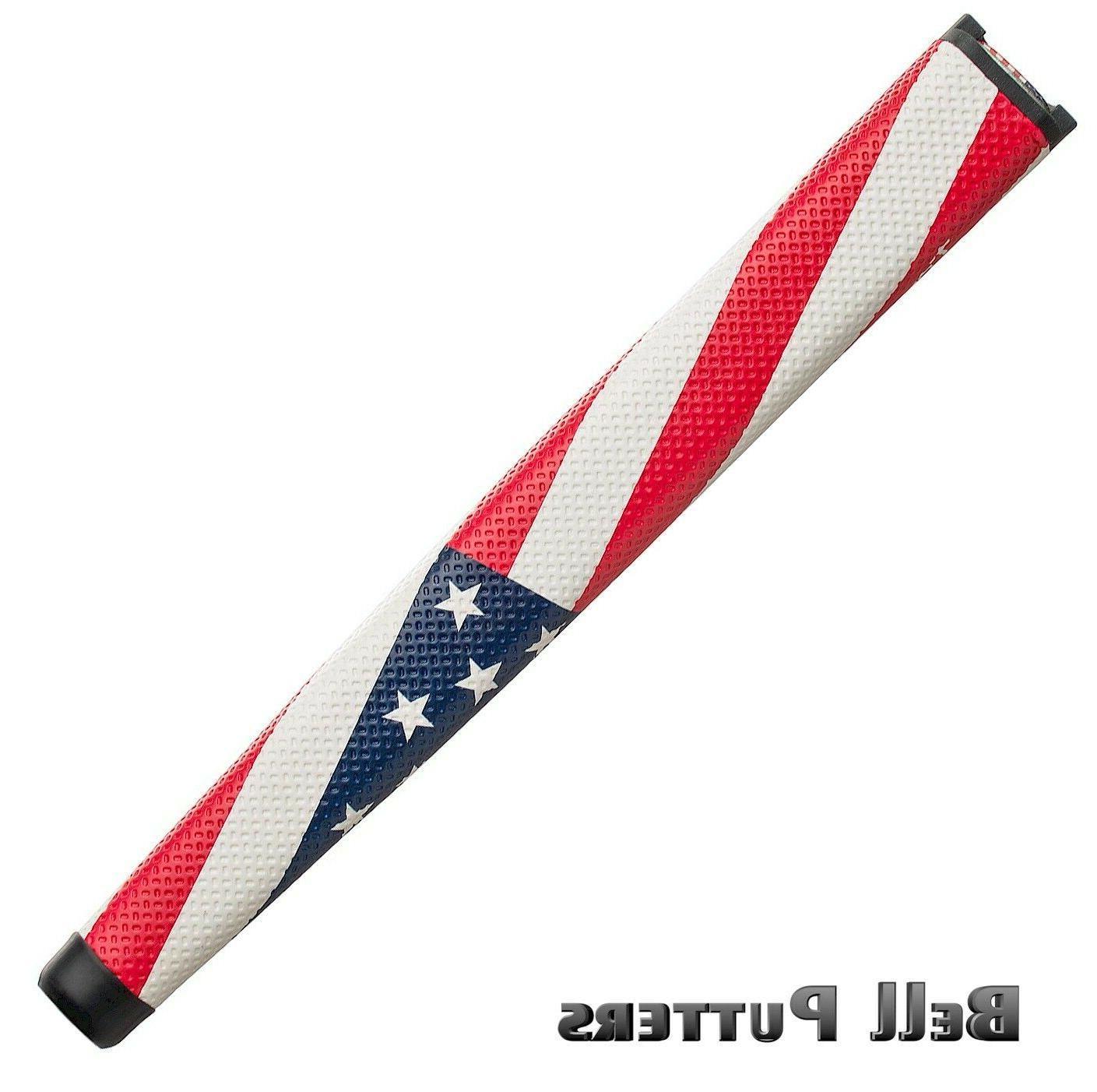 TourMark USA Patriot Golf Putter Grip-Ball