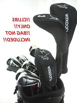 AGXGOLF Men's Left Hand Magnum Tall Length  Complete Golf Cl