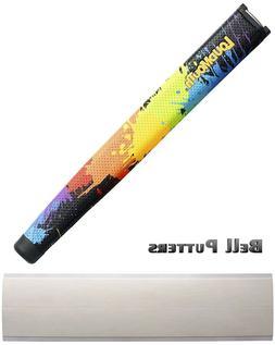 Loudmouth Paintballz Jumbo Golf Pistol Putter Grip + Ball Ma