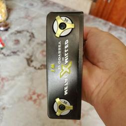 Odyssey METAL-X MILLED  1W 33 inch Golf Pride Pistol Grip w