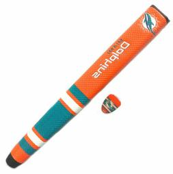 miami dolphins nfl putter grip