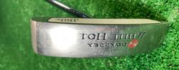 """ODYSSEY  mid  white hot CENTER SHAFTED PUTTER 42"""" Mid Bell"""
