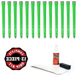 Karma Neion II Grip - Green - 13 pc Grip Kit