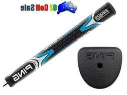 New 1pcs Ping PP60 Pistol Putter Grip - Black/Blue - Express
