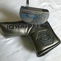 "NEW 2018 Bettinardi Studio Stock #3 Putter 35"" w/cover Lamki"