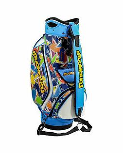 NEW LoudMouth Cocktail Party 11 Inch Staff Golf Bag