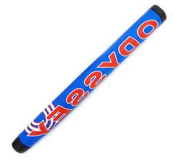 NEW Odyssey EXO Stroke Lab Oversize Blue/Red Putter Grip