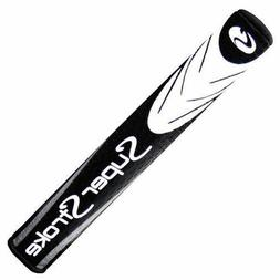 New Superstroke Fatso 5.0 Black White Midnight Golf Putter G