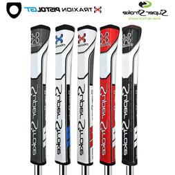New Golf Sport Super Stroke Traxion Pistol GT Putter Grip 1.