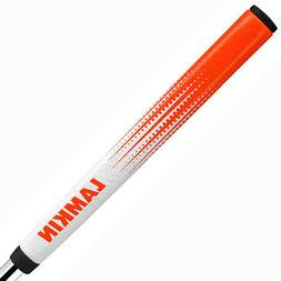 New Lamkin Golf SINK HD PADDLE PUTTER GRIPS Putter - Orange/