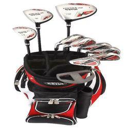 NEW Nitro Blaster 15-Piece Men's Golf Complete Set With Bag,
