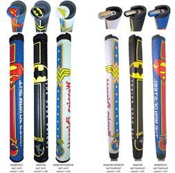 New Officially Licensed Superman, Batman & Wonder Woman Golf