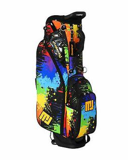 NEW LoudMouth Paint Balls 8.5 Inch Double Strap Stand/Carry