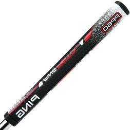 NEW PING PP60 BLACK/RED PISTOL PUTTER GRIP