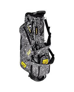 NEW LoudMouth Shiver Me Timber 8.5 Inch Double Strap Stand/C