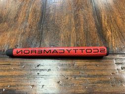 New Titleist Scotty Cameron Red With Black Matador Standard