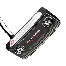 """NEW TRIPLE TRACK DOUBLE WIDE PUTTER 34""""OVER GRIP RH"""