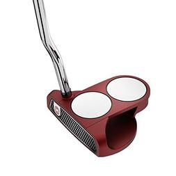 Odyssey 2018 Red Putters, 2-Ball, Superstroke Slim 2.0, Left