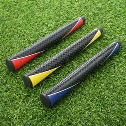 """Outdoor Sports Golf Clubs PU Putter Grip 0.58"""" Core Size Gol"""