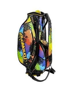 Loudmouth Paint Balls 9 Inch Staff Golf Bag