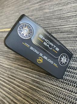 """Perfect Odyssey Stoke Lab Arm Lock Double Wide Putter 39"""""""