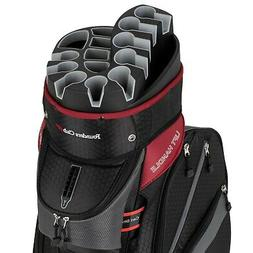 Founders Club Premium Cart Bag with 14 Way Organizer Divider