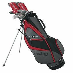 Wilson Men's Profile XD Golf Complete Set Long Men's Right H