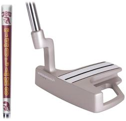 Pinemeadow Golf Pre Putter with USC Trojans C-thru Grip